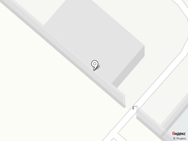 Инман на карте Ишимбая