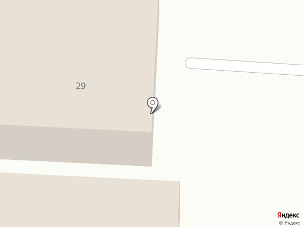 АСС, МБУ на карте Стерлитамака