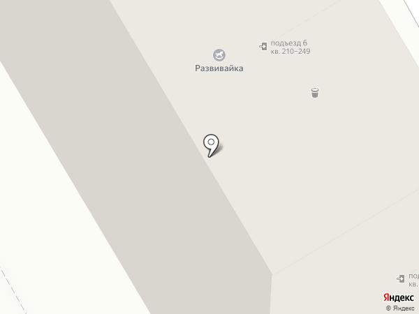 Медик на карте Уфы