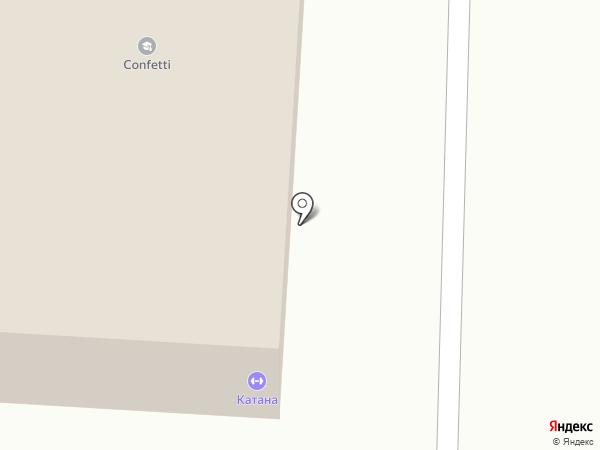 КАТАНА на карте Уфы