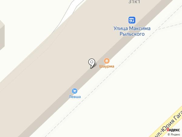 Балтбет на карте Уфы