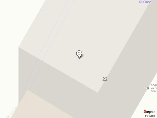 Гейзер на карте Уфы