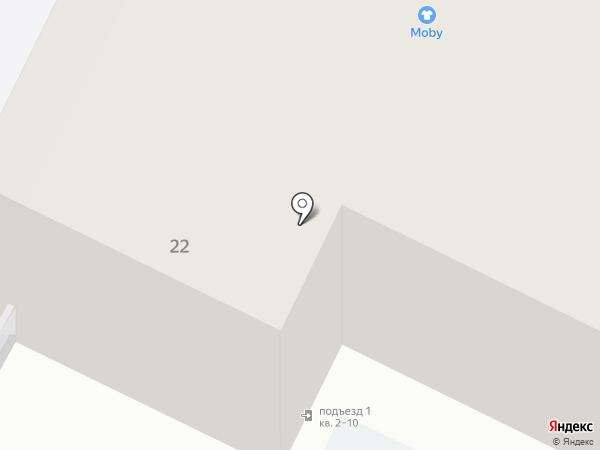 Moby на карте Уфы