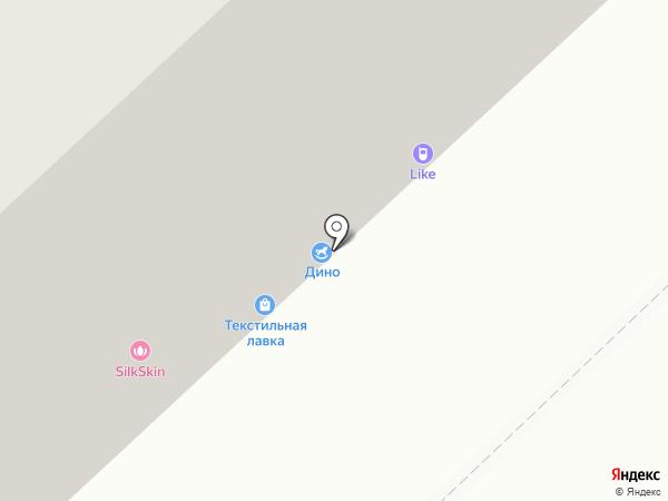 Like mobile на карте Уфы