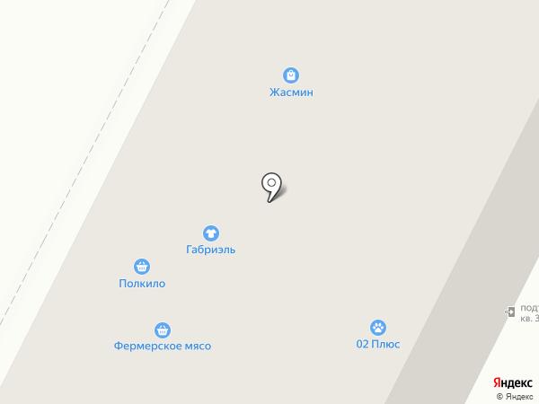 На Перекрестке на карте Уфы
