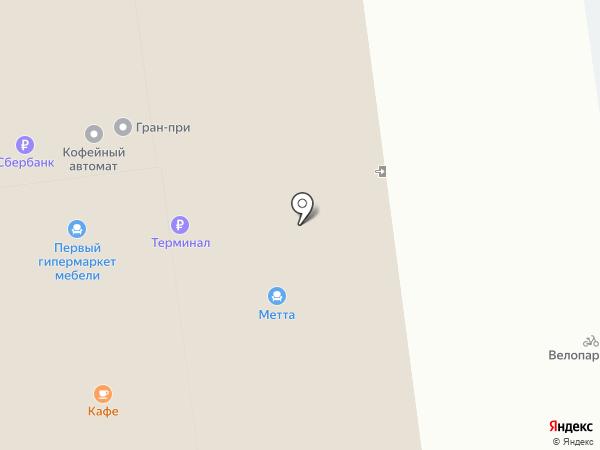Кошкин Дом на карте Уфы