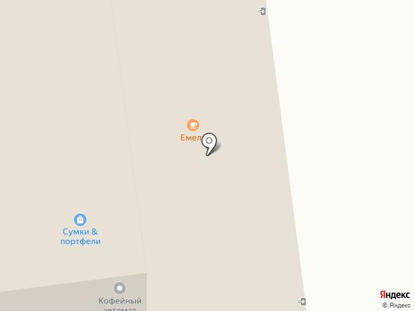 Ягуар на карте Уфы