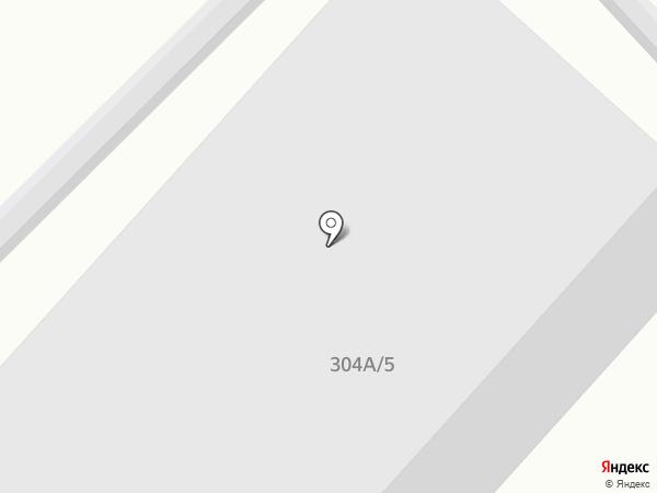 Савино на карте Перми