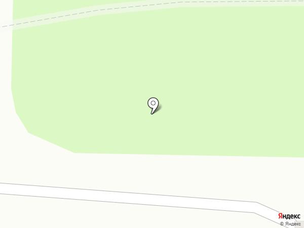 Серебряное озеро на карте Перми