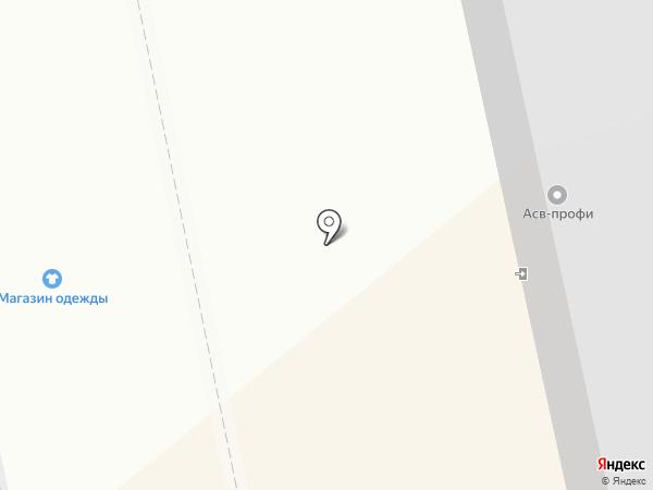 Магазин хозяйственных товаров на карте Уфы