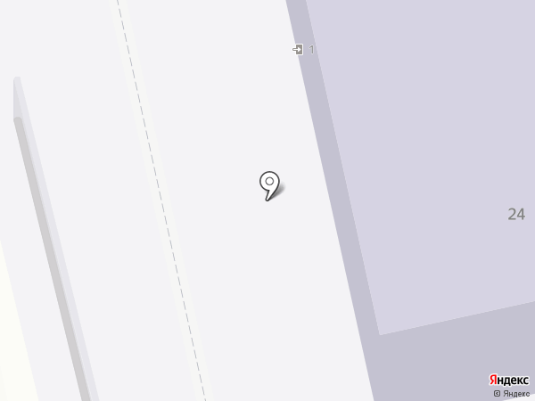 ВЕРШИНА на карте Уфы