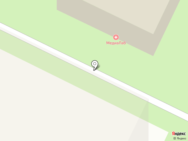 Зенит на карте Уфы