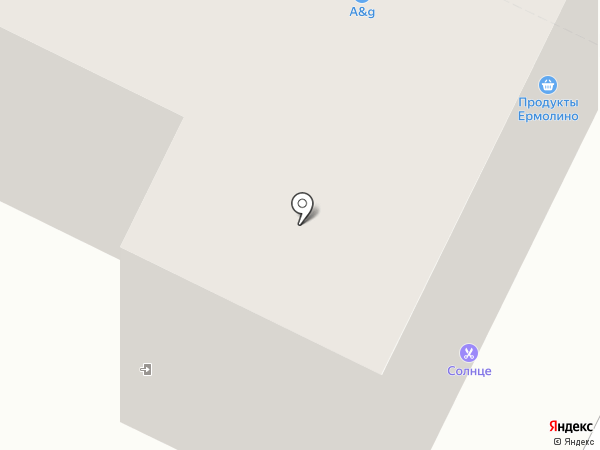 География на карте Уфы