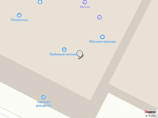 Банкофф на карте Уфы