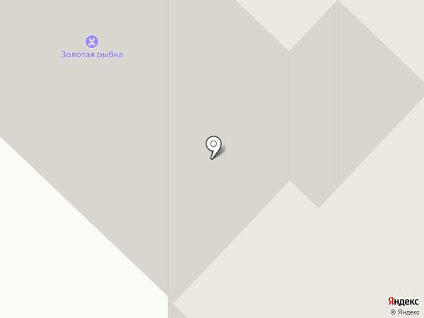 Боровичок на карте Перми