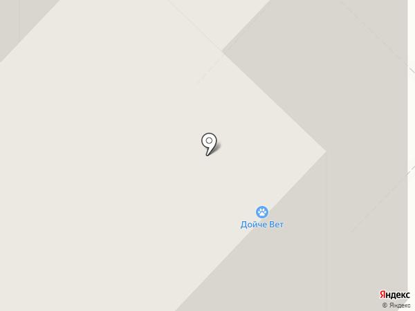 Дойче Вет на карте Перми