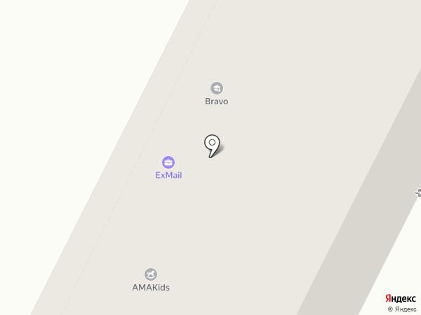 Я-Ляля на карте Уфы
