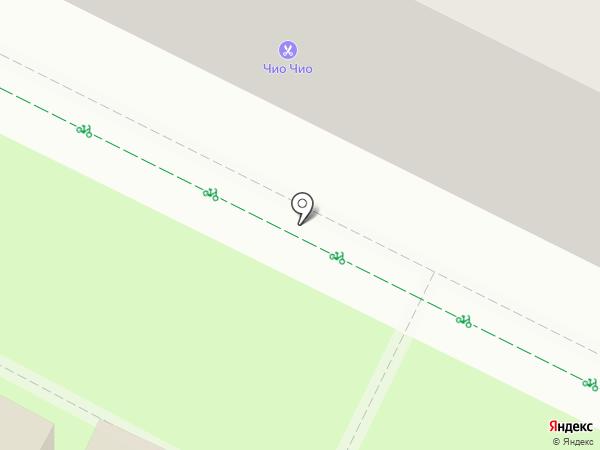 Дубки на карте Уфы