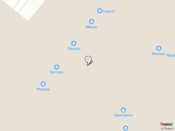 Profildoors на карте Уфы