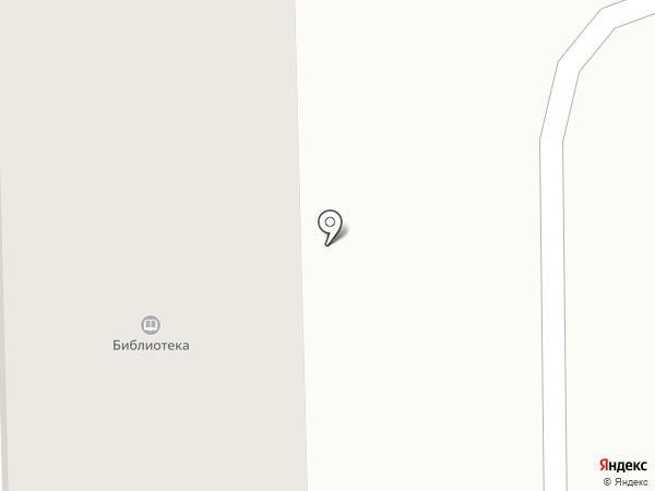 Библиотека Гамовского сельского поселения на карте Гамово