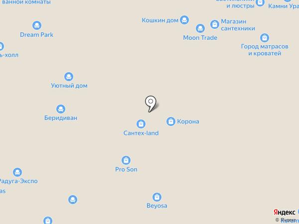 Nextform на карте Уфы