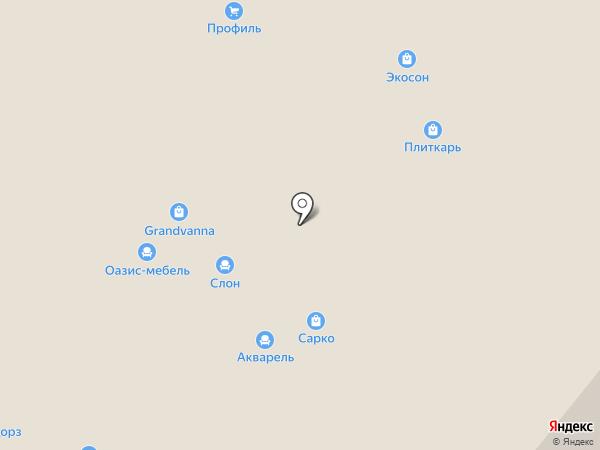 Стиль на карте Уфы