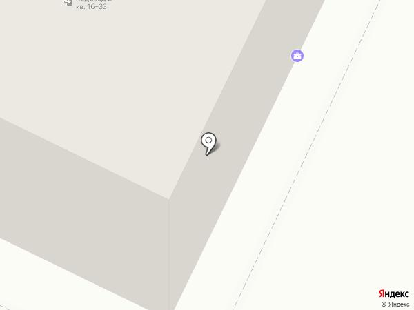 Адвокат Гаврюшина С.М. на карте Уфы