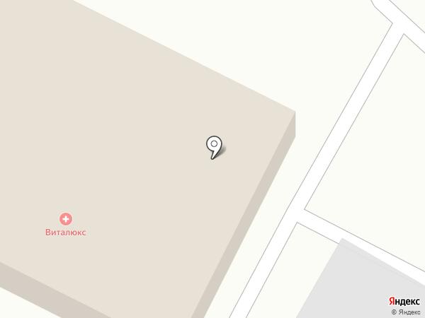 Виталюкс на карте Уфы