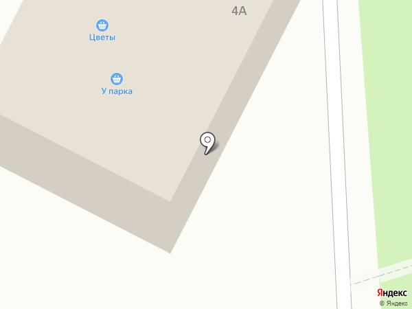 Модница на карте Гамово