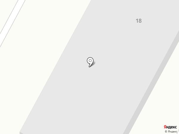 ШАТУН на карте Уфы