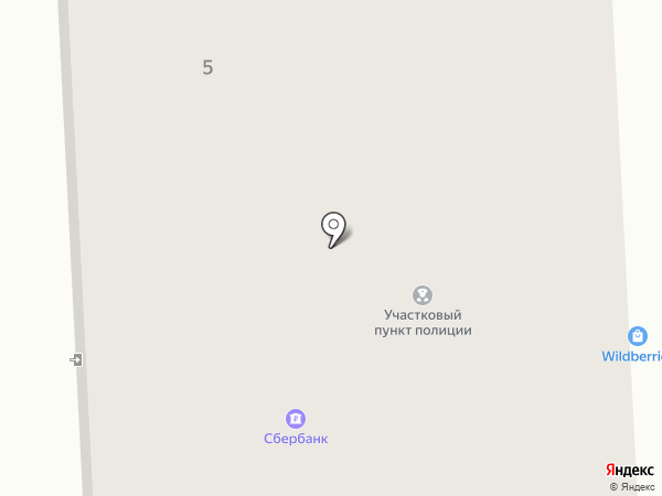 Западно-Уральский банк на карте Гамово