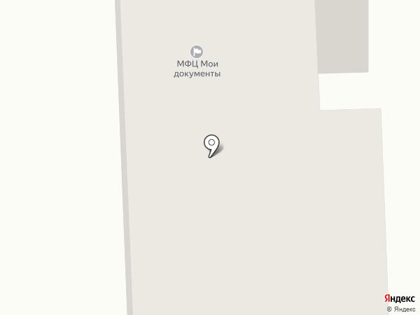 Администрация Гамовского сельского поселения на карте Гамово