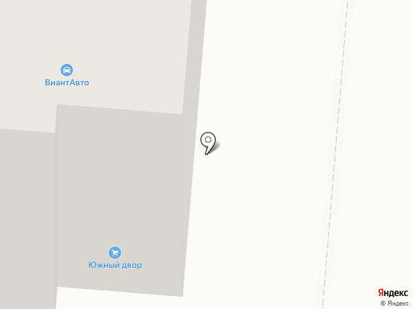 Парикмахерская Елены Боровиной на карте Кондратово
