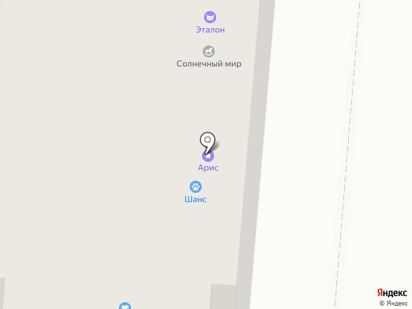 FitZon на карте Кондратово