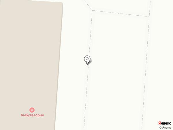 Кондратовская сельская врачебная амбулатория на карте Кондратово