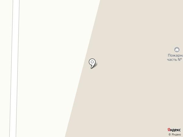 Пожарная часть №34 на карте Гамово