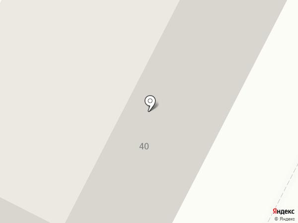 Башоптик на карте Уфы
