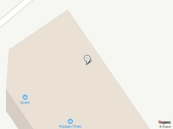 ТехноСфера на карте Кондратово