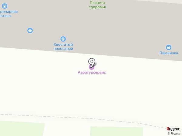 Агентство недвижимости на карте Кондратово