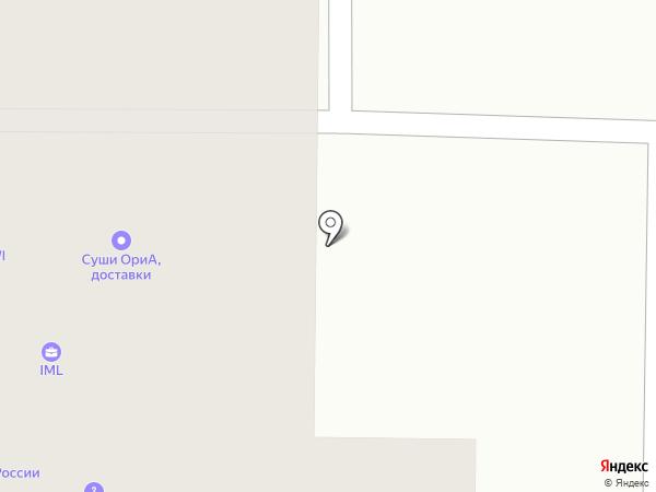 Магазин автозапчастей на карте Кондратово
