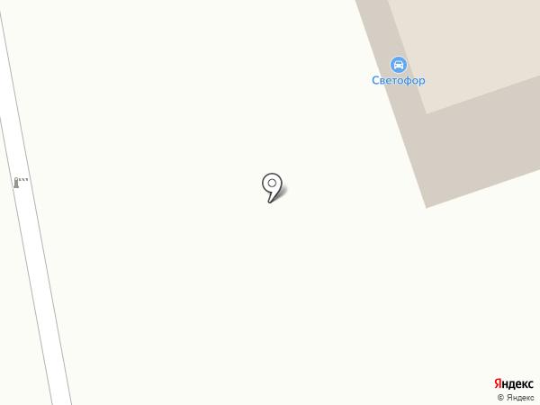 Тракт на карте Уфы