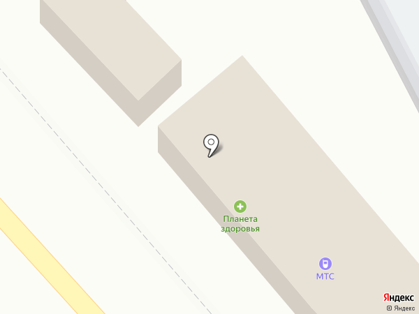 Мегафон на карте Кондратово