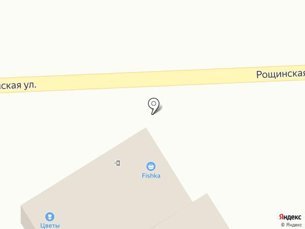 Магазин разливных напитков на карте Уфы