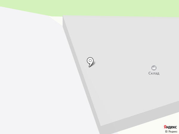Равенол на карте Перми