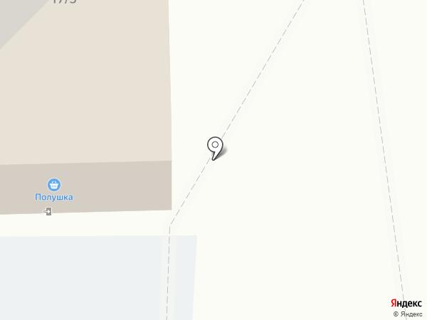 Доктор Вентиль на карте Уфы