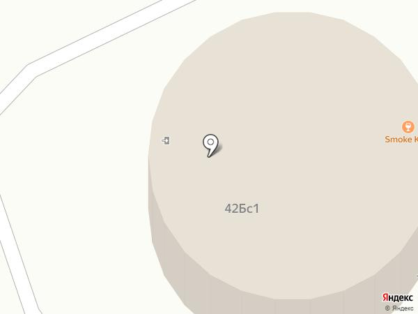 Аренда помещений на карте Перми