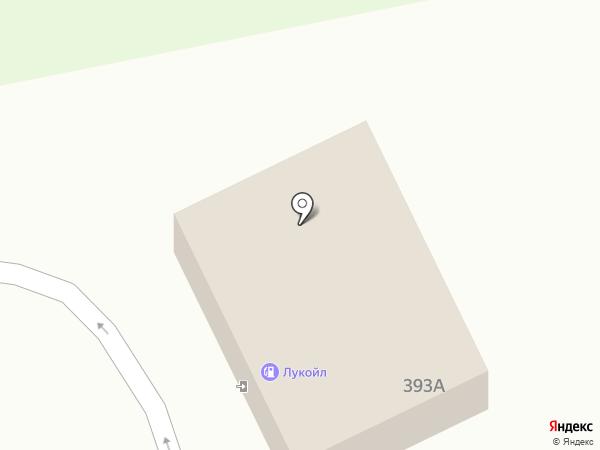 АЗС на карте Перми