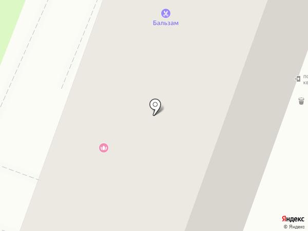 Ногтевая студия на карте Уфы