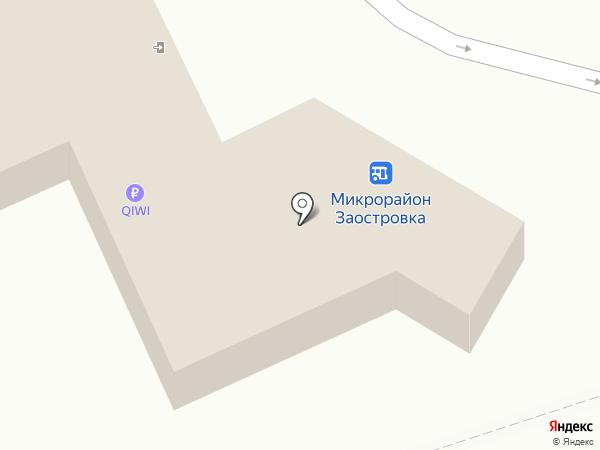 Цветочный салон на карте Перми