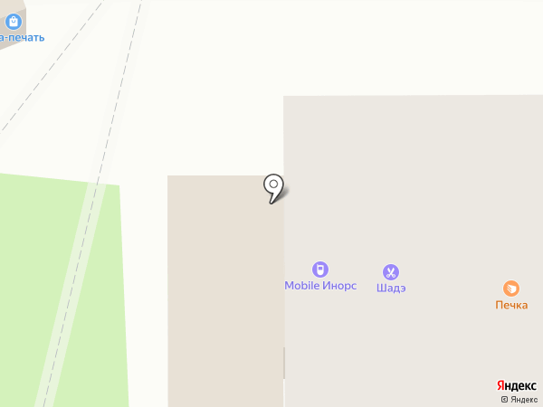 ЭТЮД на карте Уфы